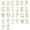 「真鍮切文字 アルファベット(英字)」