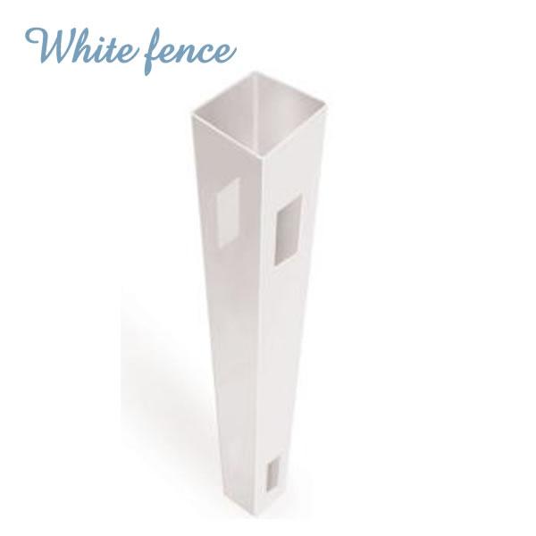 ホワイトフェンス ファーム3型用ポスト