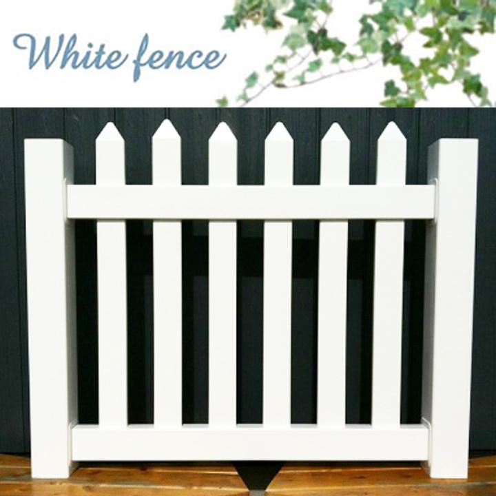 ホワイトフェンス 「カントリーゲートL」