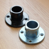 4mm六角レンチ対応 「DIY-ID パイプクランパー ベース 直径25.4mmパイプ用」