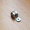 「DIY-ID パイプクランパー 片サドルバンド 25.4mmパイプ用」
