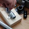 「DIY-ID パイプクランパー 両サドルバンド 25.4mmパイプ用」