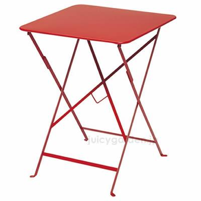 【テーブル】【机】 Fermob ビストロテーブル57×57 【フェルモブ】