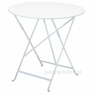 【テーブル】【机】 Fermob ビストロテーブル77 【フェルモブ】