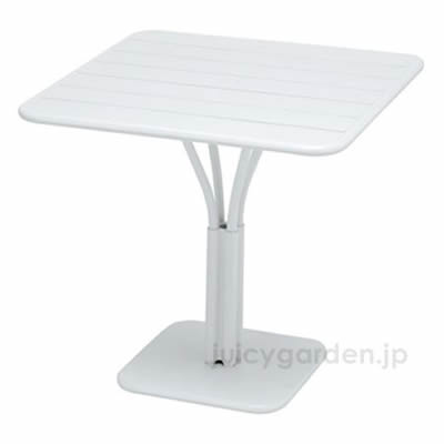 【テーブル】【机】Fermob ルクセンブールテーブル80×80 【フェルモブ】