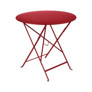 屋外用テーブル「Fermob ビストロ ラウンドテーブル77H」
