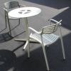 Resol Toledo AIRE リソル トレド エア ラウンドテーブル&アームチェア 3点セット