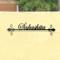 「フォレストヒルズ ネームプレート レーザーカット切文字 NA-S44」 【取り付け工事対応商品:区分A】