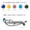 ネームプレート+ガラス玉 「アイアン表札 フォレストヒルズ NA-S53」 【取り付け工事対応商品:区分A】