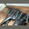 「アニマル表札 LT銅クラフト表札 ジラフA」 【取り付け工事対応商品:区分A】
