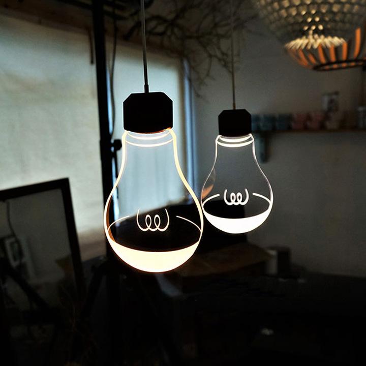 厚さ10mmの電球?ミライのライト「LiLi ライライ」