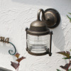屋外照明「真鍮ガーデンライト BR1710 LED」