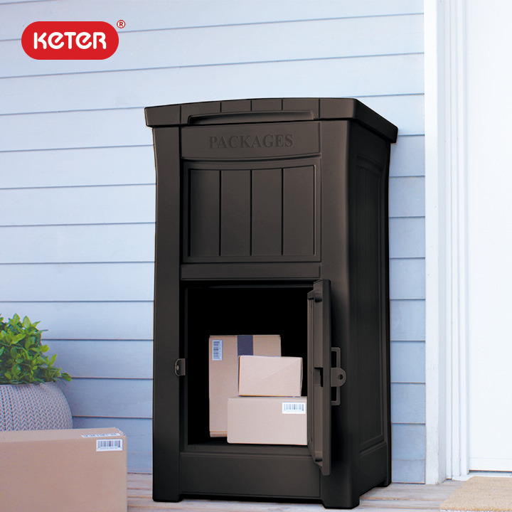 「ケター (KETER) パーセルボックス(PARCEL BOX)」