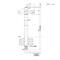 オシャレなカラフル水栓柱「ジラーレ<10色> 1口タイプ」専用蛇口付き