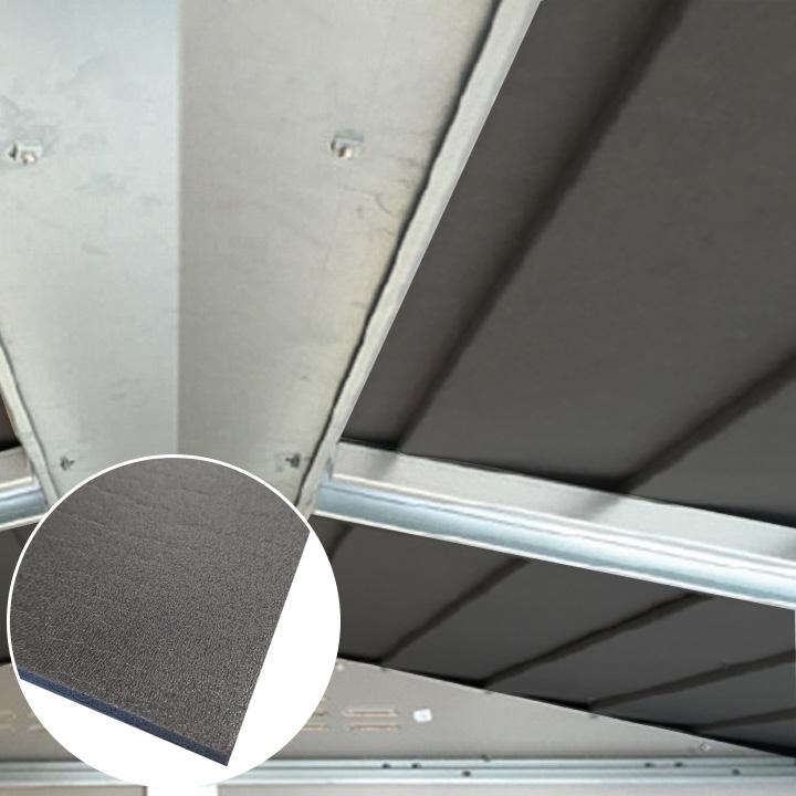 「メタルシェッドオプション 断熱結露防止材 TM1 HF 屋根用」