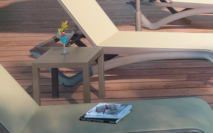 Resol Ocean リソル オーシャン サイドテーブル