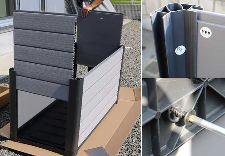 「ケター デナリ デッキボックス(DENALI DECK BOX) 380L」