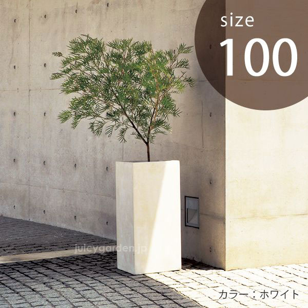 CLAYPOT Tall Cube 100