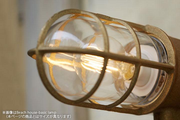 マリンランプ LED電球付「アートワークスタジオ(ARTWORKSTUDIO) ビーチハウス ベーシックランプ L(Beach house-basic lamp (L)) コードなし/屋内・屋外兼用」