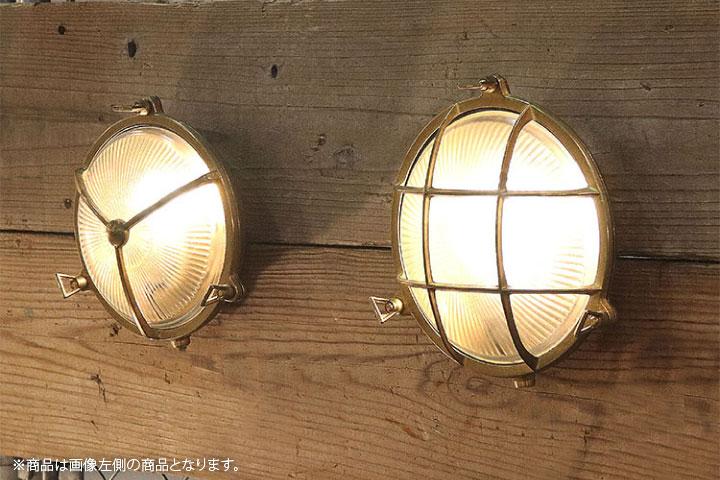 マリンランプ LED電球付「アートワークスタジオ(ARTWORKSTUDIO) ビーチハウス ラウンドウォールランプ(Beach house-round wall lamp) コードなし/屋内・屋外兼用」