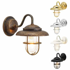 玄関ポーチの照明「真鍮ガーデンライト BR1760 LED」