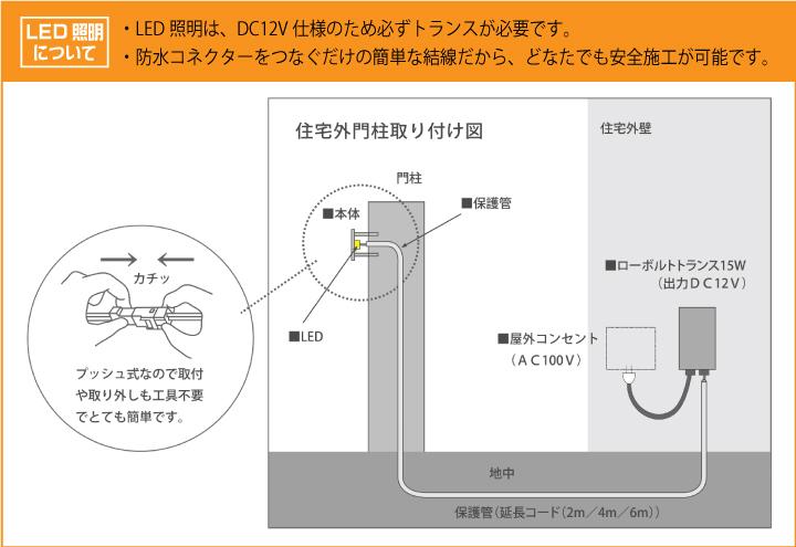 「延長コード6m(C125D)」
