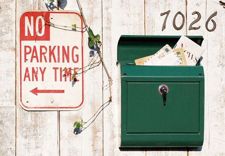 「U.S.Mail box 1」