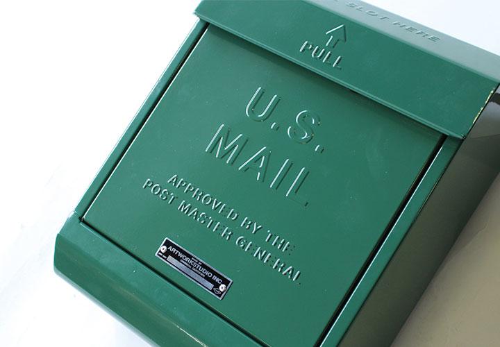 「U.S.Mail box 2」