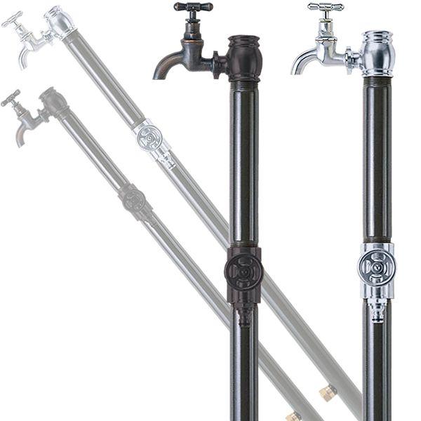 クラシック立水栓