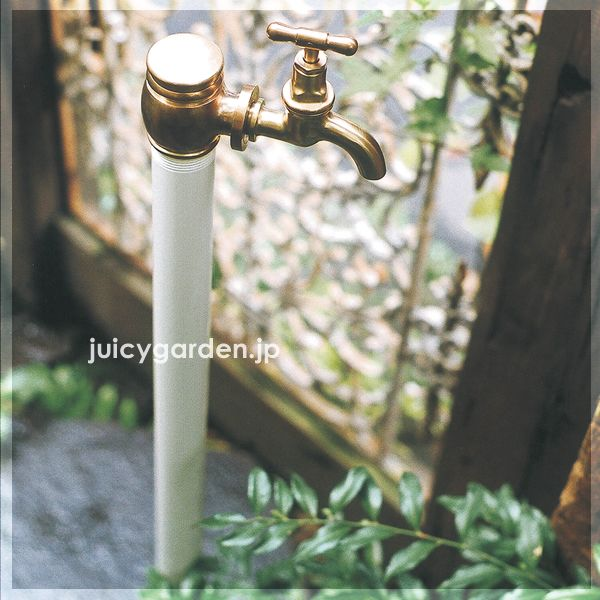 クラッシック立水栓:単口 蛇口付き