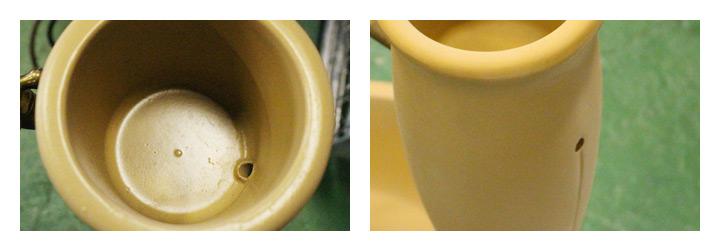 「TC立水栓 ポッシュ 蛇口2個付き」