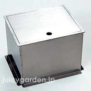 給水栓ボックス(蓋収納タイプ)